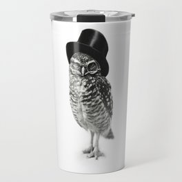Wise owl Travel Mug