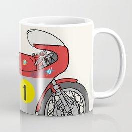 MV Agusta GP 500 Coffee Mug