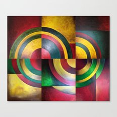 Miguez Art Abstract 1 Canvas Print