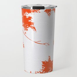 Night's Sky Persimmon Travel Mug