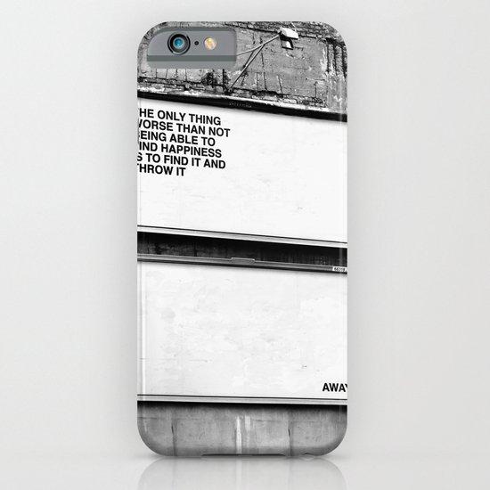 Billboard Fantasies #1 iPhone & iPod Case