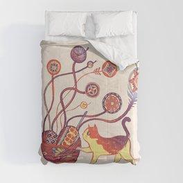 Keep it Rollin' Comforters