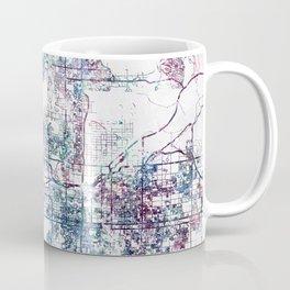 Phoenix map Coffee Mug