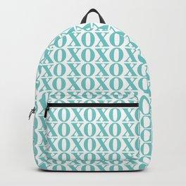 Aqua XOXO Backpack