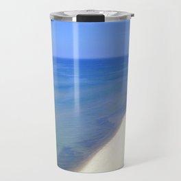 Beach Side View Travel Mug