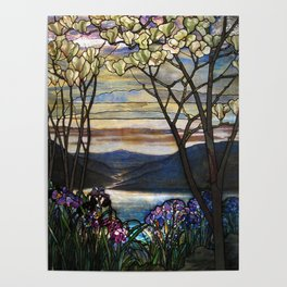 Louis Comfort Tiffany Poster