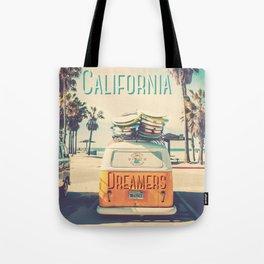 California dreamers Tote Bag