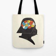 Vader Phrenology Tote Bag
