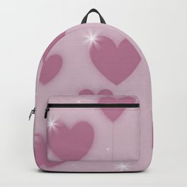 Delicate Heart Backpack