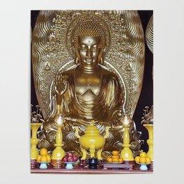 Golden god Poster