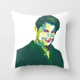 Joey Tribbiani Throw Pillow