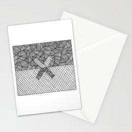 Halves Stationery Cards