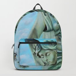 Welcoming Angel Backpack