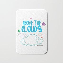 Above the Clouds Bath Mat