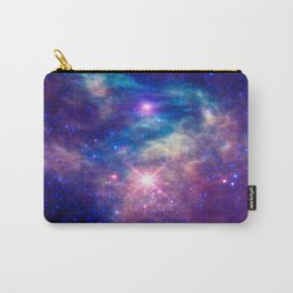 Galaxy stars Carry-All Pouch