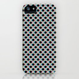 Dots #1 iPhone Case