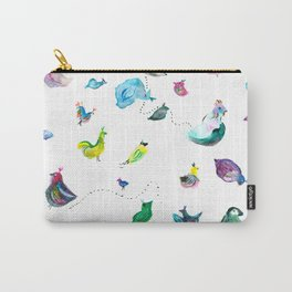 Chickens! Carry-All Pouch