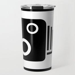 Speed Camera Travel Mug