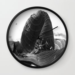 Beach Hat Wall Clock