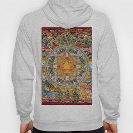Mandala Buddhist 2 Hoody