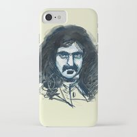 zappa iPhone & iPod Cases featuring Zappa by Katie Bumdesu Whittle