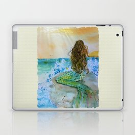 Final Joy Mermaid Laptop & iPad Skin