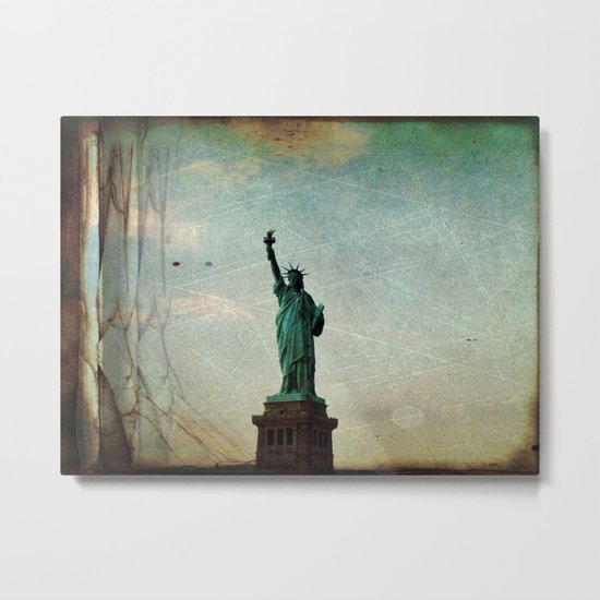 American Dream Metal Print