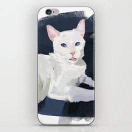 Shelter Cat iPhone Skin