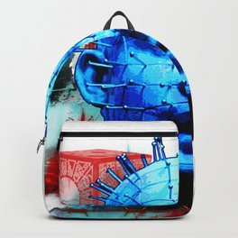 """Hellraiser Pinhead """"Angels to Some"""" Backpack"""