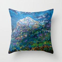 Beyond the Dream Throw Pillow