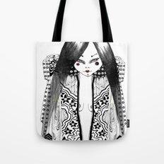 Ma petite japonaise Tote Bag