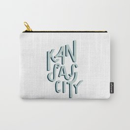 Kansas City Shadow Carry-All Pouch