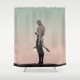 Foolish love Shower Curtain