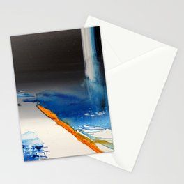 Edge of the Cliff Stationery Cards
