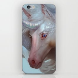 Unicorn Cobra iPhone Skin