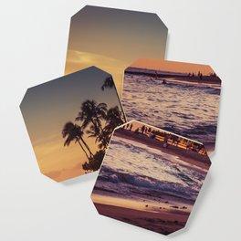 Sunset in Hawaii 0015 Coaster