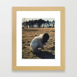 Mystics X Framed Art Print