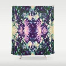 Blossom by Zandonai & Louise Machado Shower Curtain