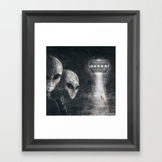 Personal Disclosure 3 Framed Art Print
