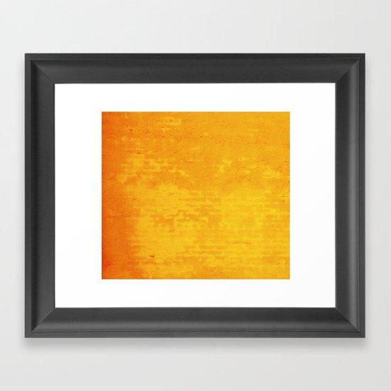 Muro Framed Art Print