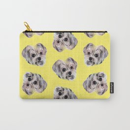 Sunshine Puppy Carry-All Pouch