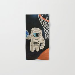 Space Games Hand & Bath Towel