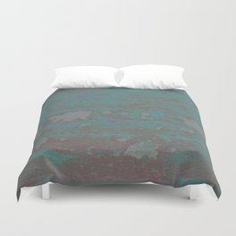 Another Brick in the Wall Duvet Cover