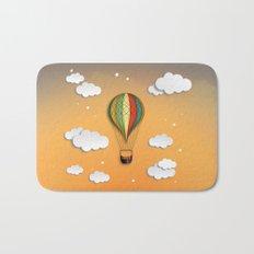 Balloon Aeronautics Dawn Bath Mat
