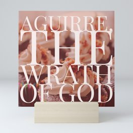 Aguirre, the Wrath of God cupcakes Mini Art Print