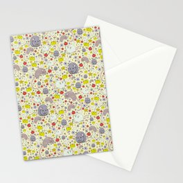 Pet Rats and Mice Stationery Cards