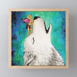 Raised by Wolves Framed Mini Art Print