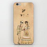 wedding iPhone & iPod Skins featuring wedding by Andreea Iuliana
