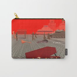 Squared: Golden Age Of Spain Carry-All Pouch