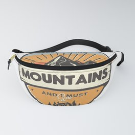 Camp Area Fanny Pack